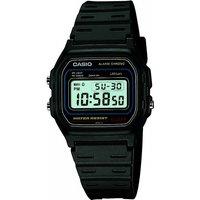 mens casio retro alarm chronograph watch w591vqes