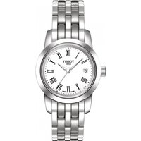 ladies tissot classic dream watch t0332101101300