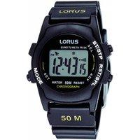mens lorus  chronograph watch r2359ax9