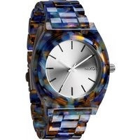 ladies nixon the time teller acetate watch a3271116