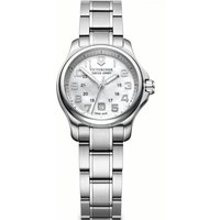 ladies victorinox swiss army officers watch 241458