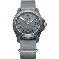 mens victorinox swiss army original watch 241515