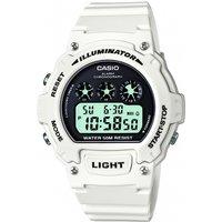 mens casio sport alarm chronograph watch w214hc7avef