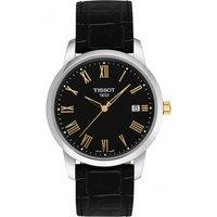 mens tissot classic dream watch t0334102605301