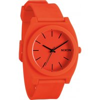 unisex nixon the time teller p watch a1191156