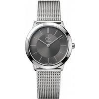 mens calvin klein minimal 35mm watch k3m22124