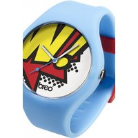 unisex breo classic pow blue watch bticlcp4