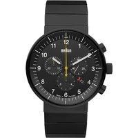 mens braun prestige chronograph watch bn0095bkbkbtg