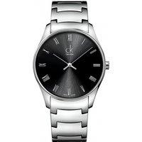 mens calvin klein classic watch k4d2114y