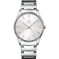 mens calvin klein classic watch k4d2114z
