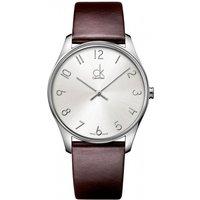 mens calvin klein classic watch k4d211g6