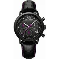 ladies 88 rue du rhone double 8 origin 35mm chronograph diamond watch 87wa130027