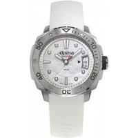 ladies alpina diver midsize watch al240lsd3v6