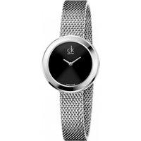 ladies calvin klein firm watch k3n23121