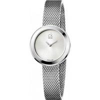 ladies calvin klein firm watch k3n23126