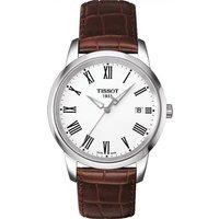 mens tissot classic dream watch t0334101601301