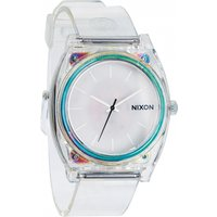 unisex nixon the time teller p watch a1191779