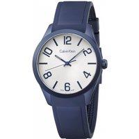 unisex calvin klein colour watch k5e51xv6