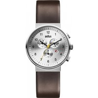 mens braun chronograph watch bn0035slbrg