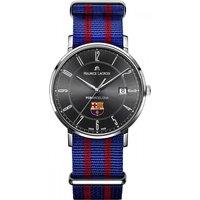 mens maurice lacroix eliros fc barcelona special edition watch el1087ss002320001