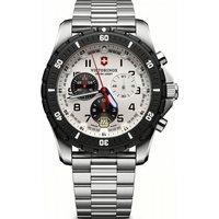 mens victorinox swiss army maverick sport chronograph watch 241681