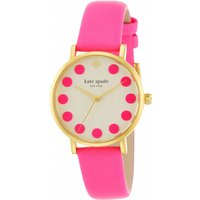ladies kate spade new york metro dot chronograph watch 1yru0770