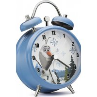 childrens character olaf mini twin bell alarm watch froz23