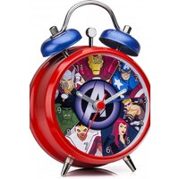childrens character marvel avengers mini twinbell red alarm watch mar20