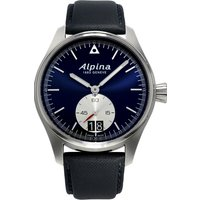 mens alpina startimer pilot big date watch al280ns4s6