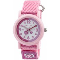childrens tikkers time teacher watch tk0112