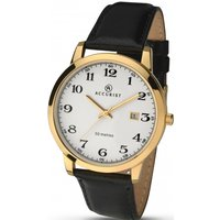 mens accurist london watch 7027