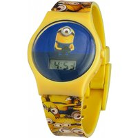 childrens character despicable me minions gift set watch mns15set