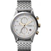 mens triwa lansen chrono chronograph watch lcst106br021212