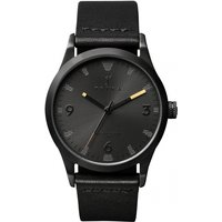 mens triwa sort of black lansen watch last110cl010113