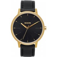 ladies nixon the kensington leather watch a108513