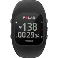 mens polar a300 bluetooth activity tracker black chronograph watch 90051950