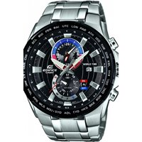 mens casio edifice world time alarm chronograph watch efr550d1avuef