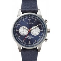 unisex triwa nevil chrono chronograph watch nest108cl060712