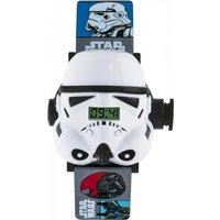 childrens disney star wars stormtrooper watch stm3429