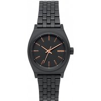 unisex nixon the small time teller watch a399957