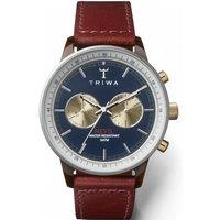 unisex triwa nevil chrono chronograph watch neac118sc010313