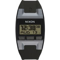 mens nixon the comp s alarm chronograph watch a336000