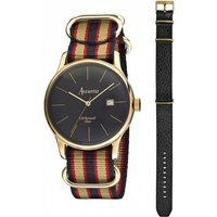mens accurist watch ms933b