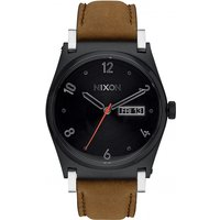 ladies nixon the jane leather watch a9551037