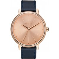 ladies nixon the kensington leather watch a1082160