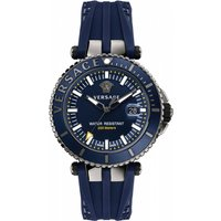 mens versace vrace diver watch vak020016