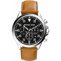 mens michael kors gage chronograph watch mk8333