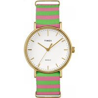 ladies timex weekender fairfield watch tw2p91800