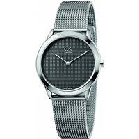 ladies calvin klein minimal 35mm watch k3m2212x