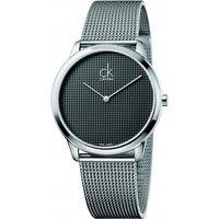 mens calvin klein minimal 40mm watch k3m2112x